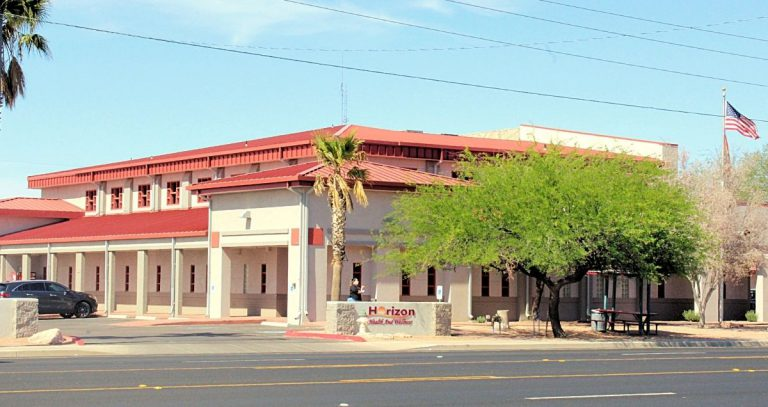 The Casa Grande Adult Services Clinic located at 210 East Cottonwood Lane.